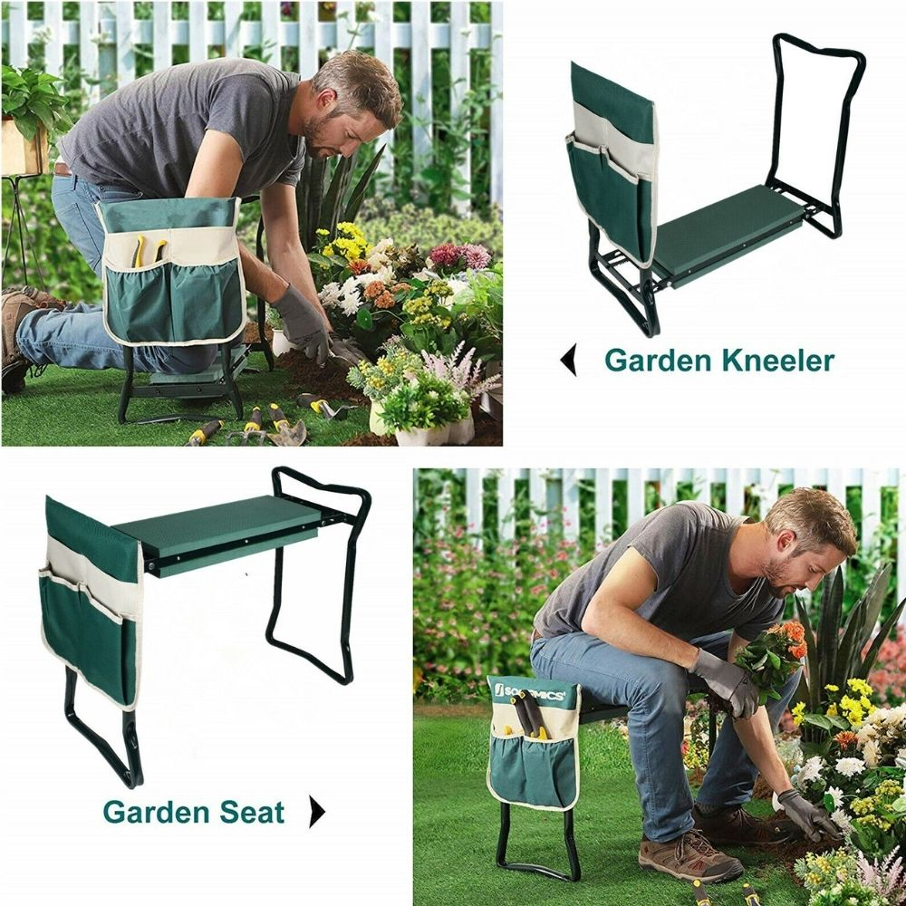 garden support and seat