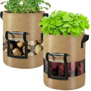 buy heavy duty potato grow bag online