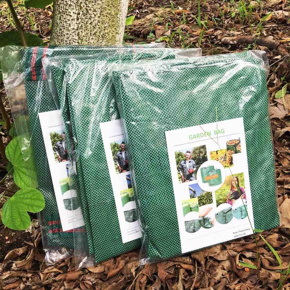 reusable yard leaf bags